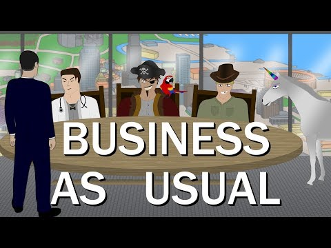 Business as Usual - Episode 1