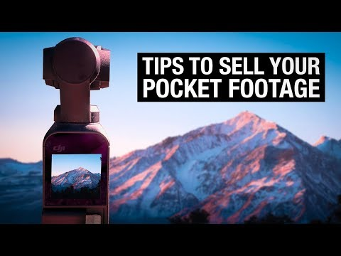 DJI OSMO Pocket Can MAKE YOU MONEY!
