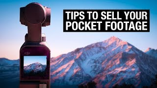 DJI OSMO Pocket Can MAKE YOU MONEY!