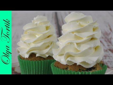 Самый вкусный крем ПЯТИМИНУТКА для тортов и пирожных Простой рецепт крема