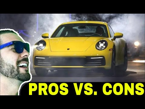 The NEW 992 Porsche 911: What I Love & Hate About The Carrer