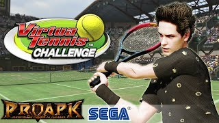 Virtua Tennis Challenge Gameplay Android / iOS (by SEGA)