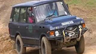4×4 Off-Road Passenger Experience