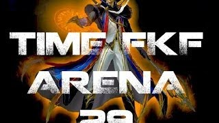 legend online arena level 29 time fkf