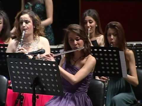 Mari Orchestra - Love & Women - Raad Khalaf - Djamila Bouhired