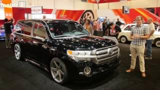 Toyota Landspeed Cruiser: 2016 SEMA Show