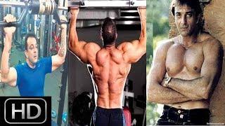 Sanjay dutt AMAZING workout || FITNESS WORKOUT