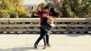 """Solo por un beso"" dance"