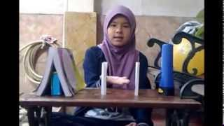Sifat-Sifat Cahaya 81 SMP 5 BEKASI (Monique, Syafiqa, Tasya, Lulu)