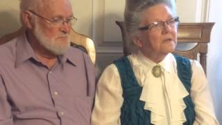 James and Pat Wallace - Testimony on William Branham