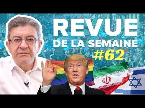 #RDLS62 : SANCTIONS DES USA, IRAN, ISRAËL, 26 MAI, HOMOPHOBIE, TRANSPHOBIE