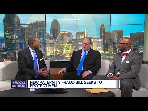 Paternity fraud bill moving through Michigan legislature