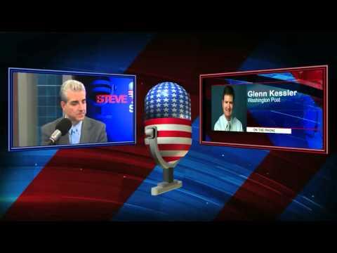 Glenn Kessler -- The Fact Checker from the Washington Post