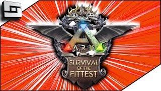 ARK: Survival Of The Fittest - SLIPSPLOSIVE! ( Gameplay ) Part 1