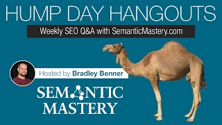 Weekly SEO Q&A - Hump Day Hangouts - Episode 95 Replay