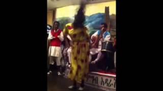 رقصة اثيوبية
