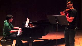 Grief And Sorrow (Ai To Shuu) - Naruto - Piano and Violin - Resonaga