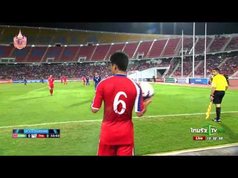 Live Match ฟุตบอล AFC U23 ไทย VS เกาหลีเหนือ [Full]