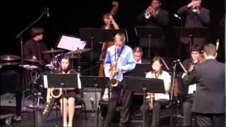 "Gambar cover ""Naima"" - Buchanan HS Jazz Band ""B"" @ Delta Jazz Festival 2010"