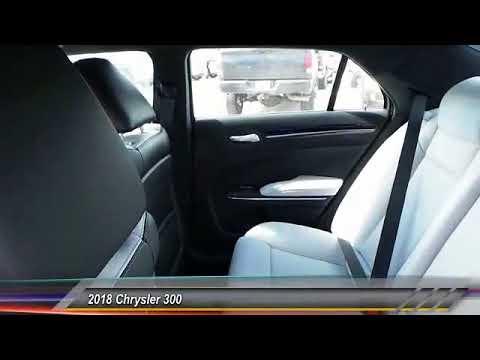2018 Chrysler 300 Odessa TX JH120143