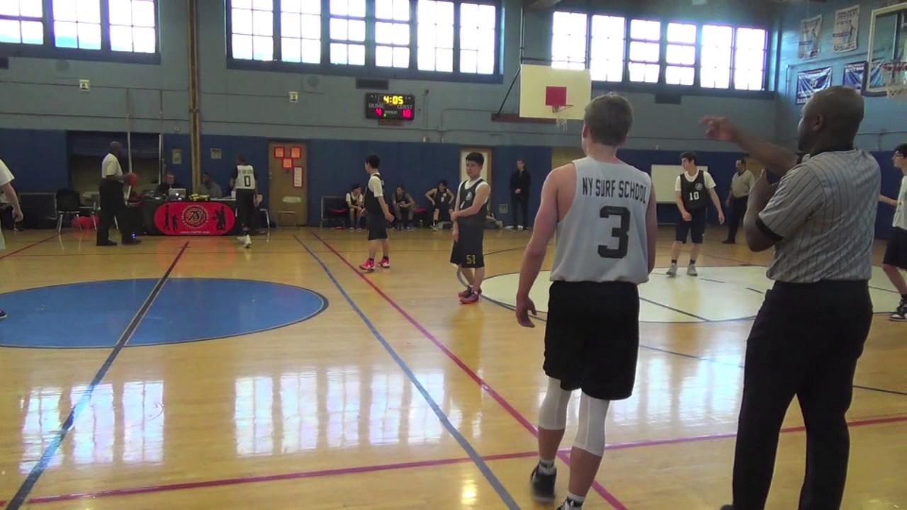 2017 78th Precinct Youth Council Basketball Senior Division Championship