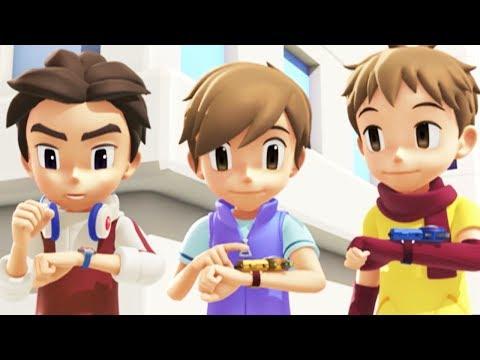 TOBOT English | 113-116 | Season 1 Compilation | Full Episodes | Kids Cartoon | Videos for Kids