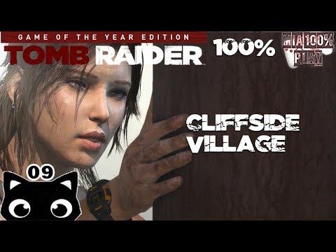 Cliffside Village - Walkthrough 100% Tomb Raider GOTY Edition - 09  