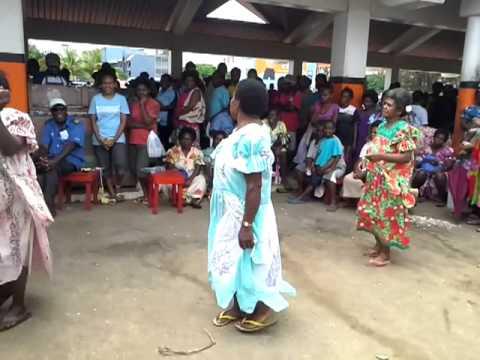 Port vila dancing