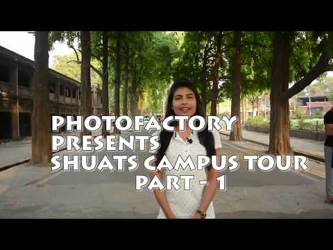 SHIATS/ SHUATS CAMPUS TOUR PART -1/ ALLAHABAD INDIA/photofactory