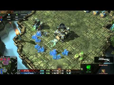 TaeJa vs Life game 5: Grand Finals DreamHack Winter 2013