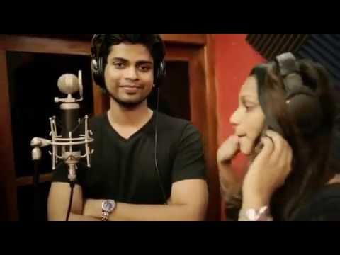Await the new song !! By Gayan Gunawardene and Kavindya Adikari FaceItFresh Closeup
