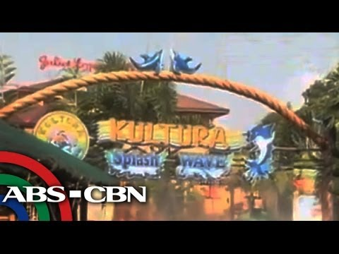 Kultura Splash Wave in La Union