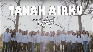 "[OFFICIAL VIDEO COVER] ""TANAH AIRKU"" by JPCC CHOIR"