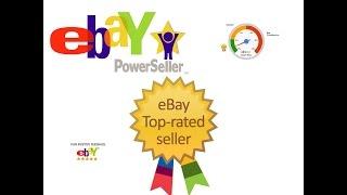 Как стать лучшим продавцом на ebay? Урок №8(, 2016-02-24T12:11:15.000Z)