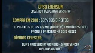 Caso Ederson: staff do jogador fala sobre processo