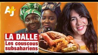 ENVOLÉES GOURMANDES SUR AJ+ (Les Couscous subsahariens)