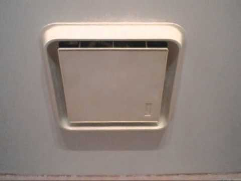 1980s broan bathroom exhaust fans - youtube