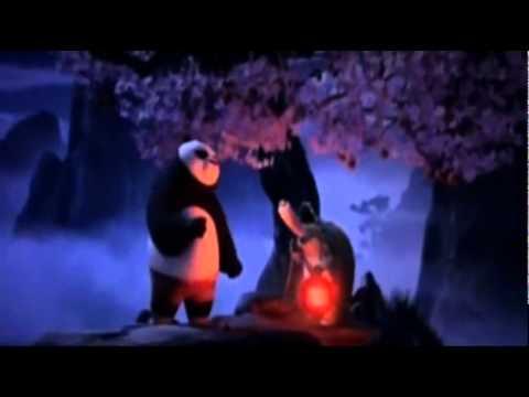 Kung Fu Panda Today Is Gift Youtube