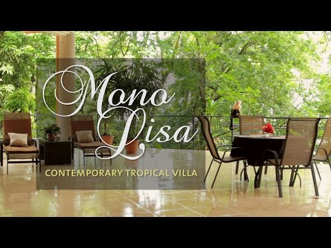 Incredible Tropical Villa in the Jungle of Costa Rica—Mono Lisa