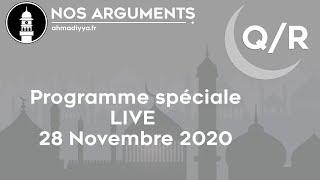 Programme spéciale - Nos Arguments 28 novembre 2020