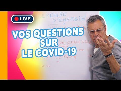 ��▶ Covid-19: Confinement, hôpitaux, symptomes, soins... Un point sur la situation
