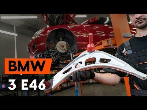 Febi Lager für Querlenker links rechts für BMW E46 Z4 control arm mounting kit