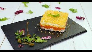Салат «Бунито» - Вкусные рецепты