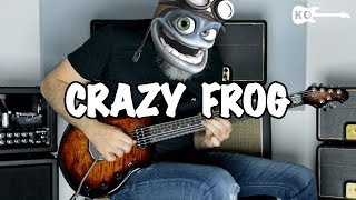 Crazy Frog - Axel F - Metal Guitar Cover by Kfir Ochaion