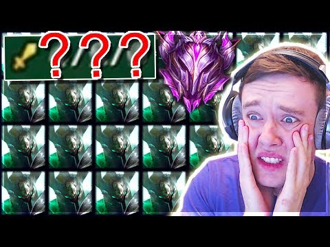 So I just picked NEW MORDE in Masters+ ELO and... (Morde Rework) - Journey To Challenger | LoL