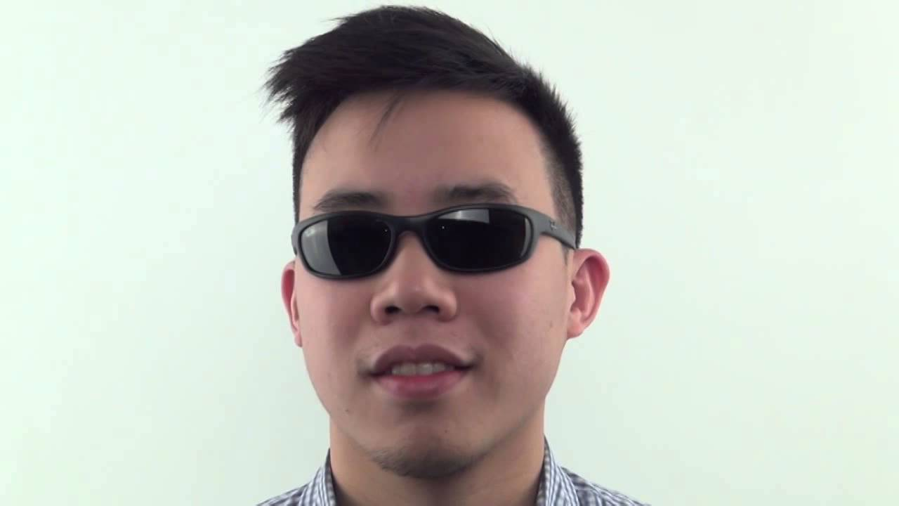 b9c61de2d8 Ray-Ban RB4115 601S 71 Sunglasses - VisionDirect Reviews - YouTube