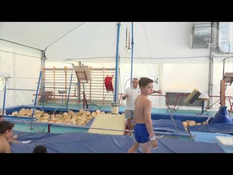 Gymnastics RINGS 2016
