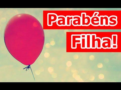 Feliz Aniversário De Pai Para Filha Youtube
