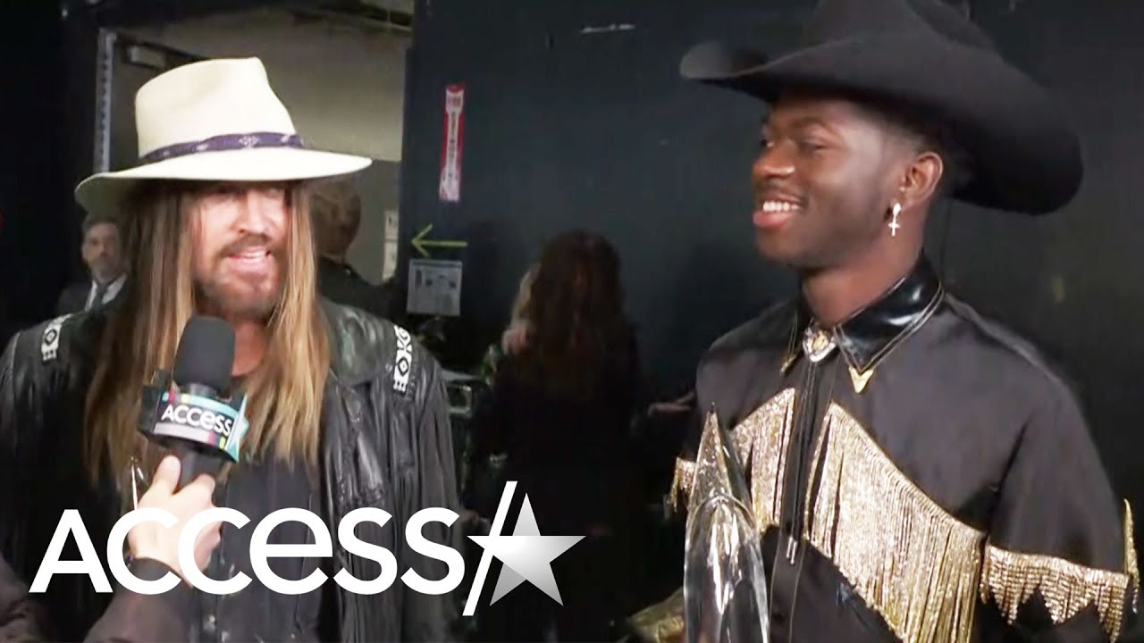 Billy Ray Cyrus Says At The 2019 CMAs He's Been 'Fringed Up' Since His Hit With Lil Nas X Went Big
