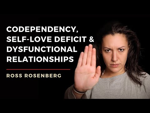Avoiding Narcissistic Abuse. Codependency,  Self-Love Deficit Recovery Dysfunctional Relationships